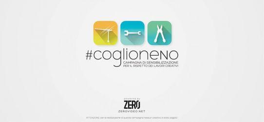 Nuovo progetto web: #COGLIONENO